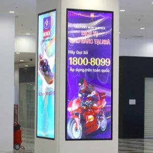 Tranh điện – Biển hiệu quảng cáo tiện ích 2020