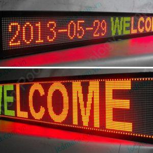 Biển LED thông tin 3 màu