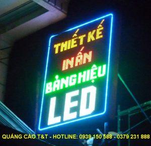 Thiết kế và làm biển quảng cáo Hà Đông uy tín, giá rẻ
