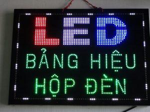 biển quảng cáo led 2